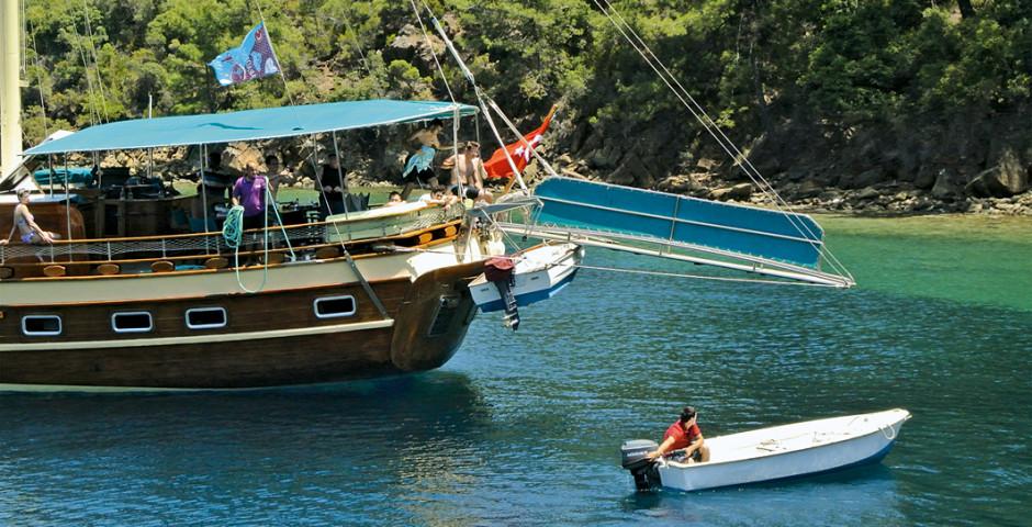 Bild 3 - Blaue Reise, ab/bis Antalya