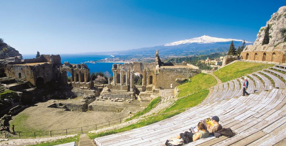 Image 6 - Circuit «Les temps forts de la Sicile»