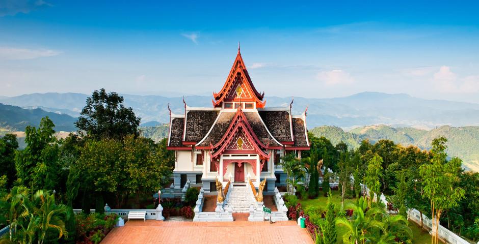 Bild 1 - Nordthailand-Rundreise