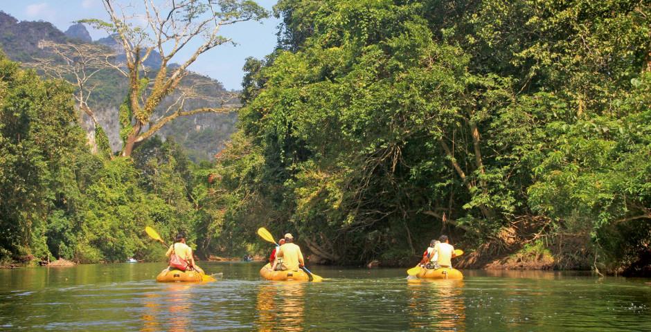 Bild 4 - Dschungelsafari