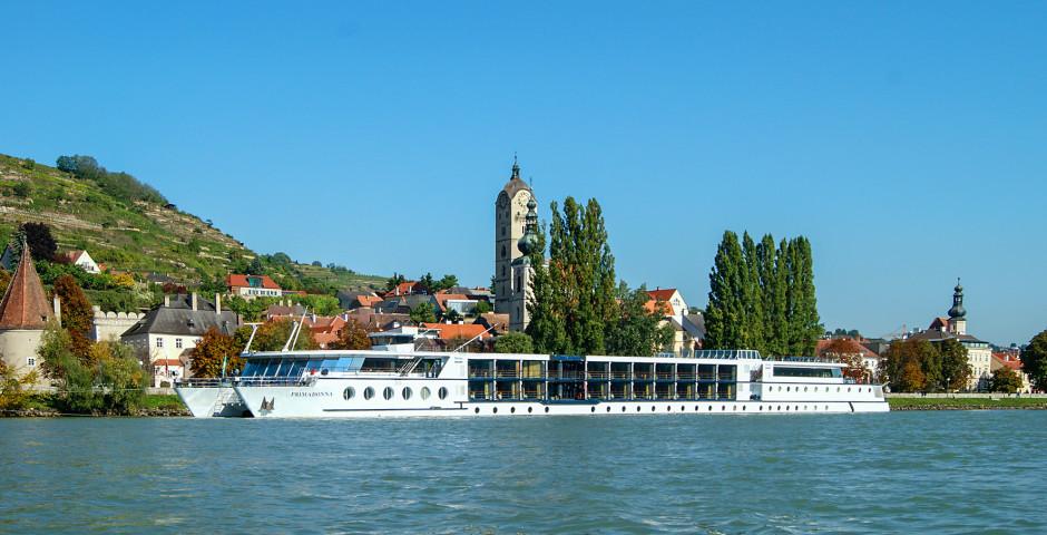 Bild 3 - MS Primadonna Rad- und Schiffstour Passau-Budapest-Passau