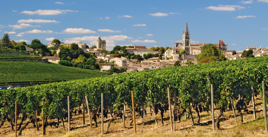 Bild 5 - Wein & Kultur - Schönheiten des Bordelais