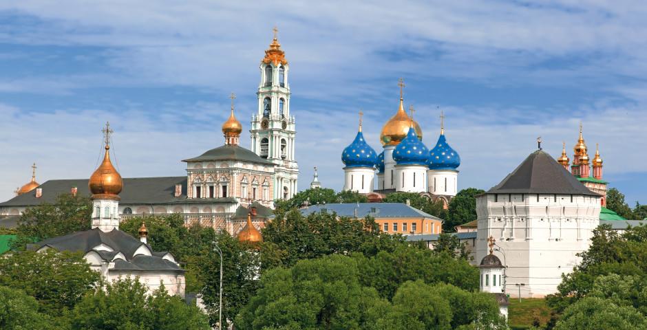Image 4 - Le plus beau de Moscou et Saint-Pétersbourg