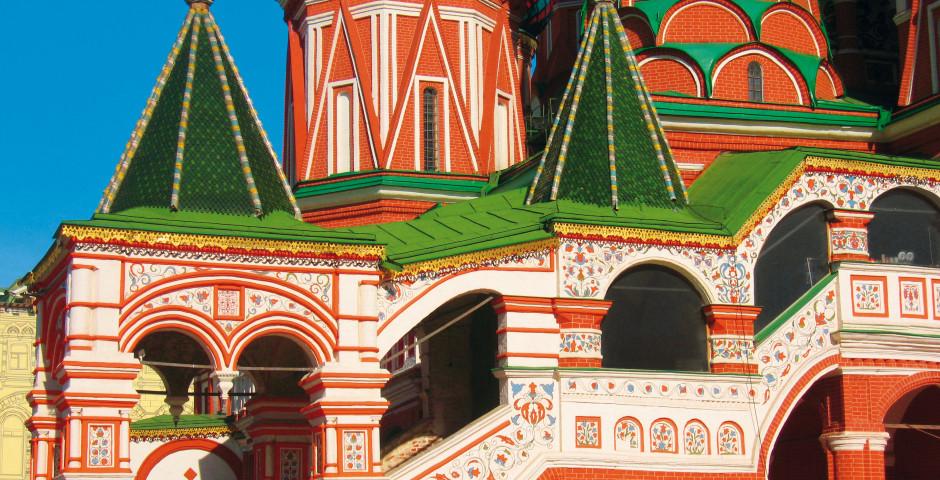 Image 6 - Le plus beau de Moscou et Saint-Pétersbourg