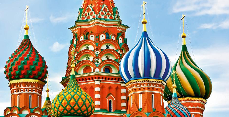 Image 8 - Le plus beau de Moscou et Saint-Pétersbourg