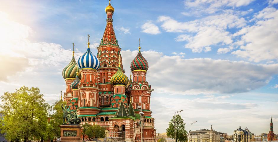 Image 1 - Le plus beau de Moscou et Saint-Pétersbourg