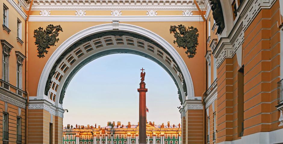 Image 2 - Le plus beau de Moscou et Saint-Pétersbourg