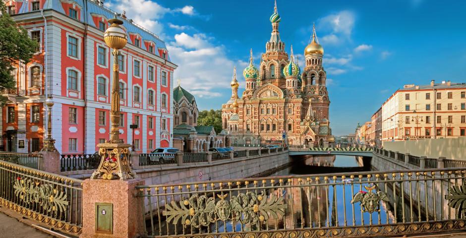 Image 1 - Sur les traces des tsars et de l'époque soviétique
