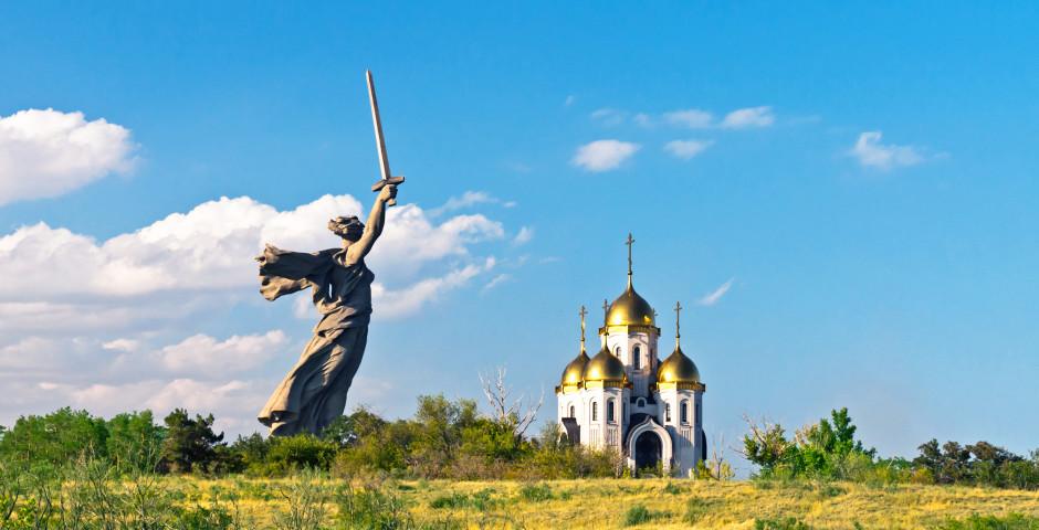 Bild 1 - Russlands «Heldenstädte»