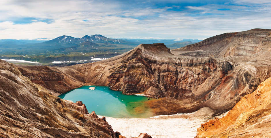 Bild 1 - Kamtschatka – Bären, Geysire & Vulkane