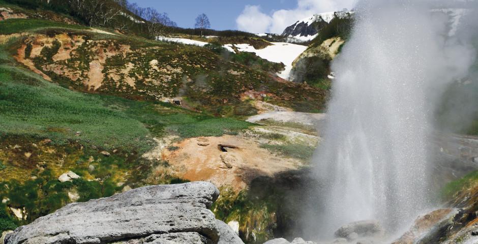 Image 4 - Kamtchatka – ours, geysers et volcans