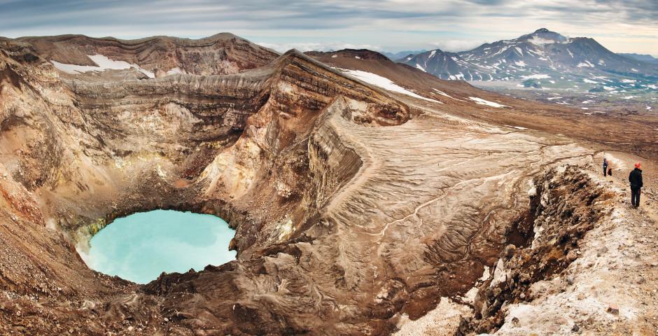 Bild 5 - Kamtschatka – Bären, Geysire & Vulkane