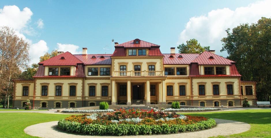 Bild 3 - Schlösser und Herrensitze des Baltikums