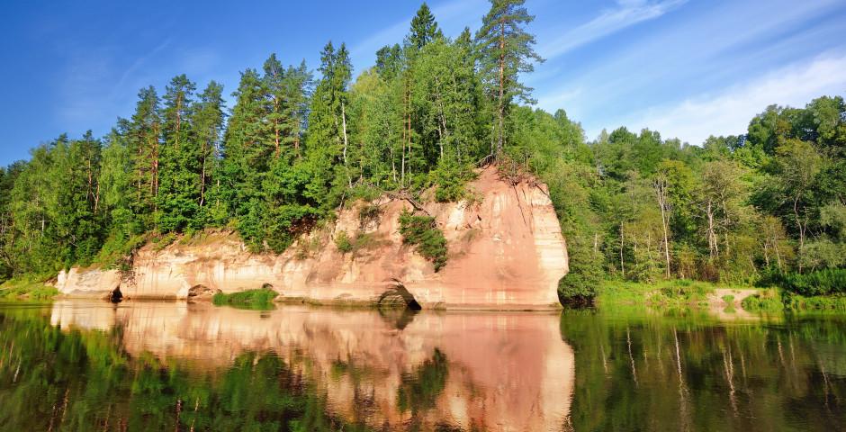 Bild 1 - Lettland in Kürze