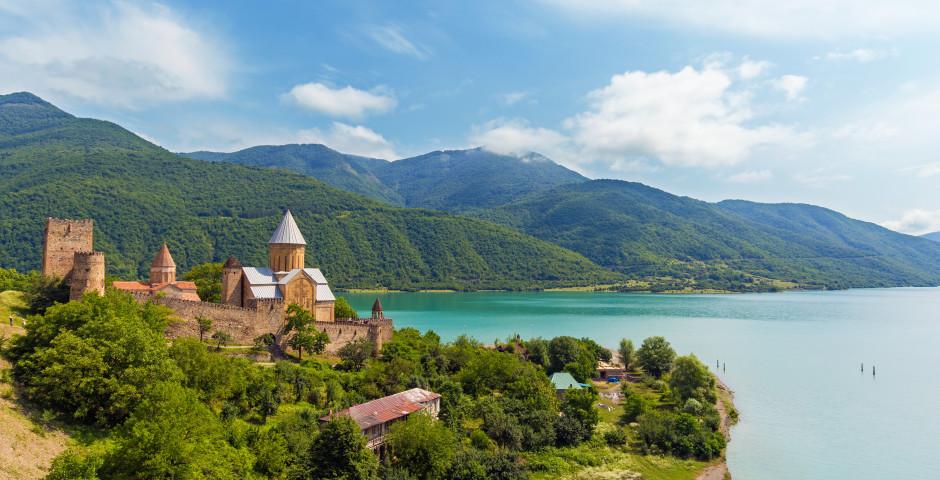 Image 1 - Voyage d'études «Les perles du Caucase»