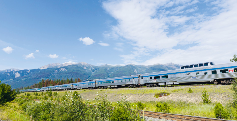 Bild 1 - Rockies Rail Adventure