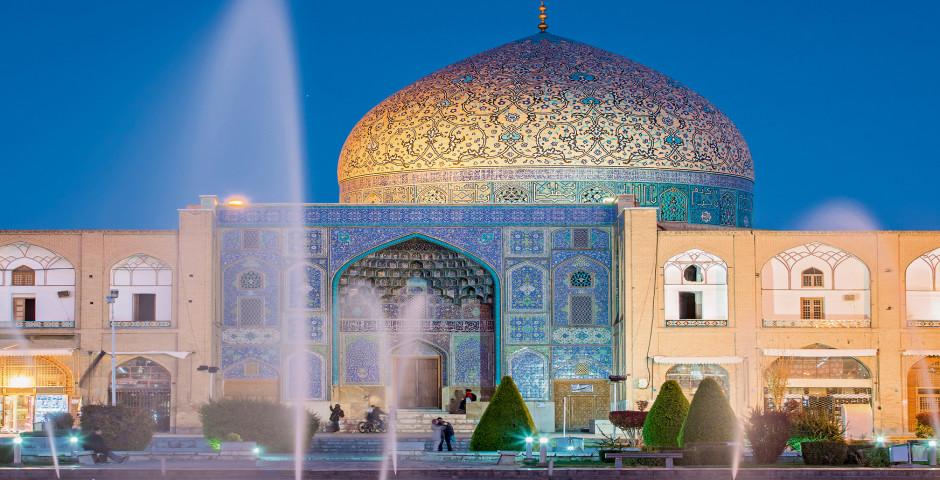 Bild 4 - Iran – Tausend und eine Nacht
