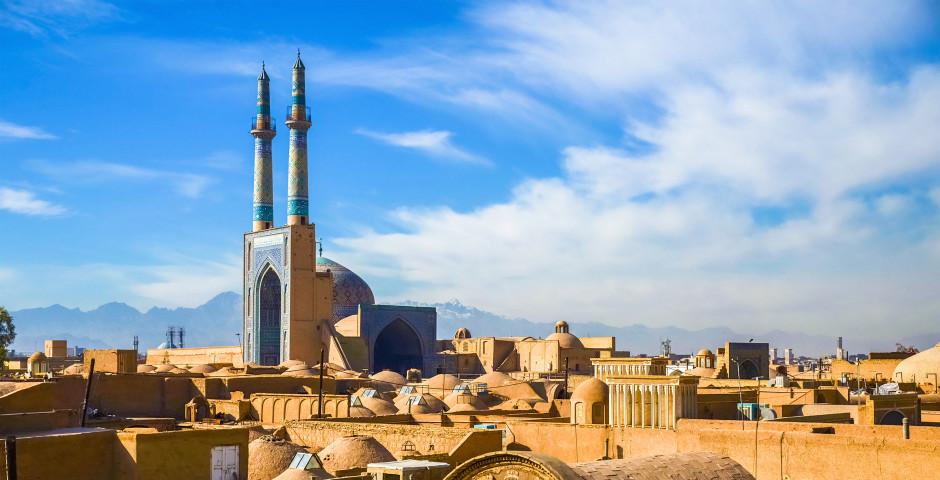 Bild 3 - Iran – Tausend und eine Nacht