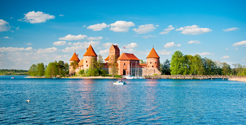 Bild 1 - Baltikum - Buntes Kaleidoskop