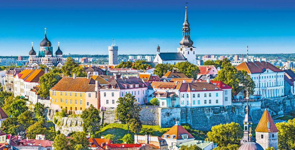 Bild 2 - Baltikum - Buntes Kaleidoskop