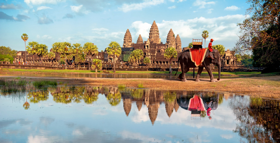 Bild 3 - Asien - Charmante Mekong Flussfahrt