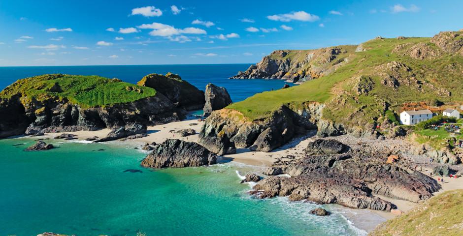 Bild 1 - Cornwall - Malerische Küsten
