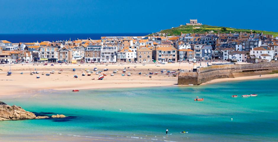 Bild 3 - Cornwall - Malerische Küsten