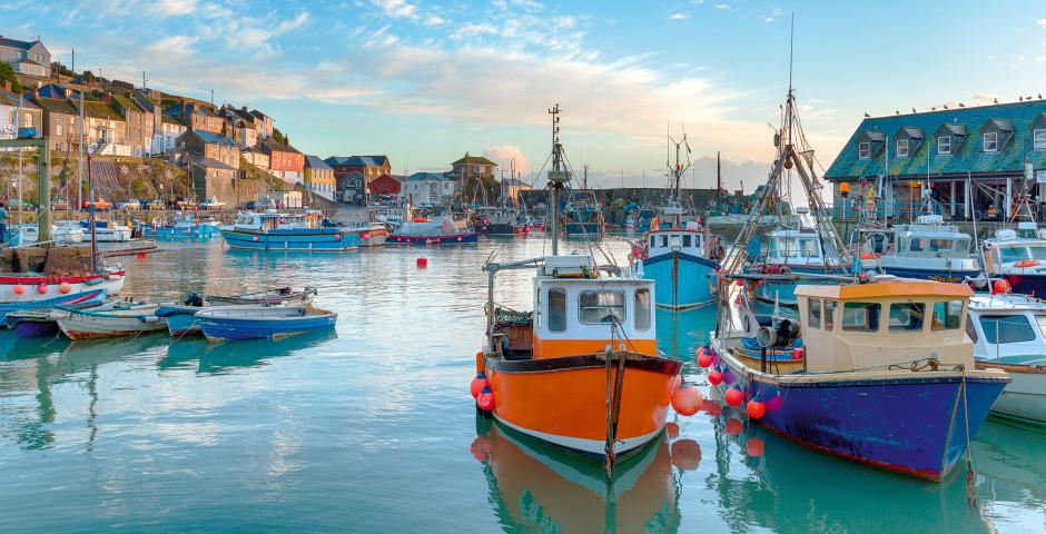 Bild 2 - Cornwall - Malerische Küsten