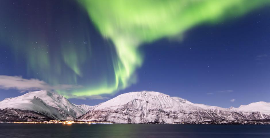 Bild 1 - Nordlichtwoche in Tromsø