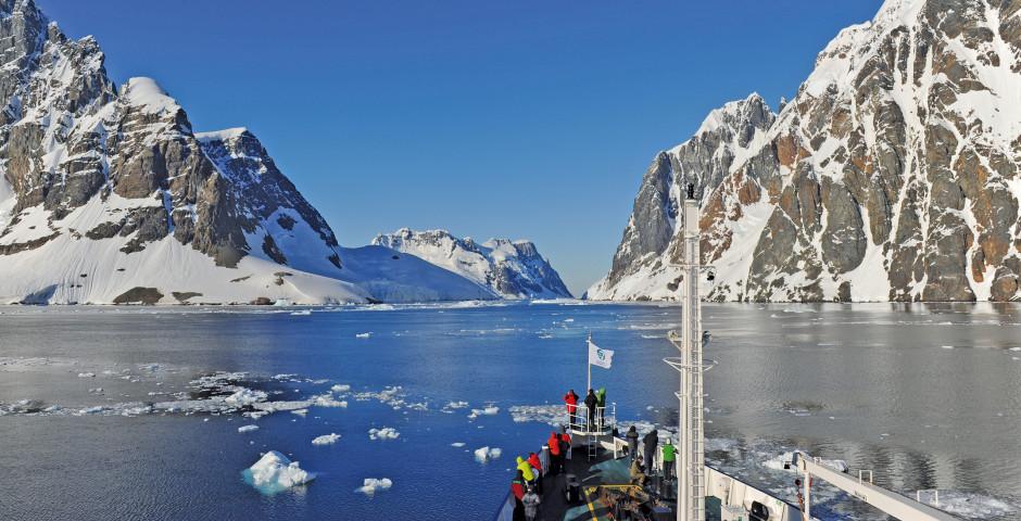 Bild 1 - Spitzbergen - Im Reich der Eisbären