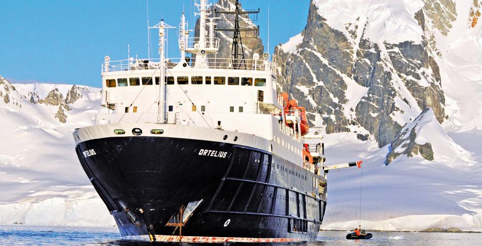 Bild 4 - Spitzbergen - Im Reich der Eisbären
