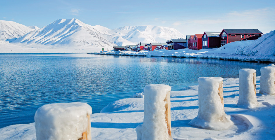 Bild 3 - Spitzbergen - Im Reich der Eisbären