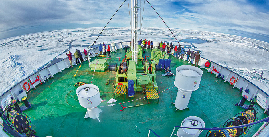 Bild 6 - Spitzbergen - Im Reich der Eisbären