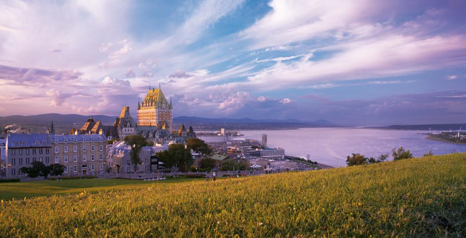 Bild 1 - Québec & St. Lawrence Seaway Experience