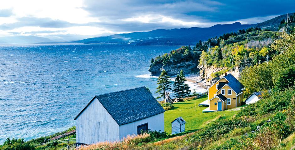 Bild 1 - Québec's Splendid Nature