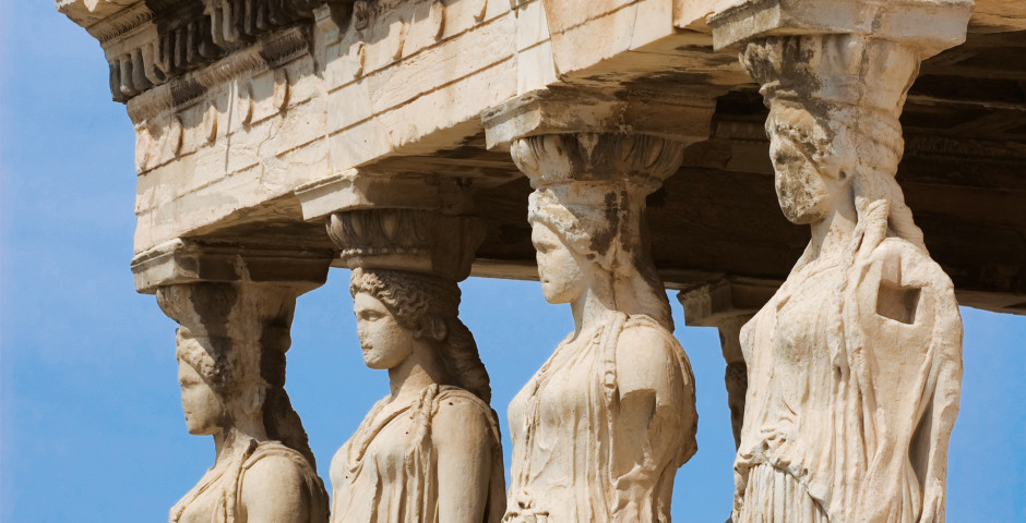 Bild 2 - Athen und Peloponnes