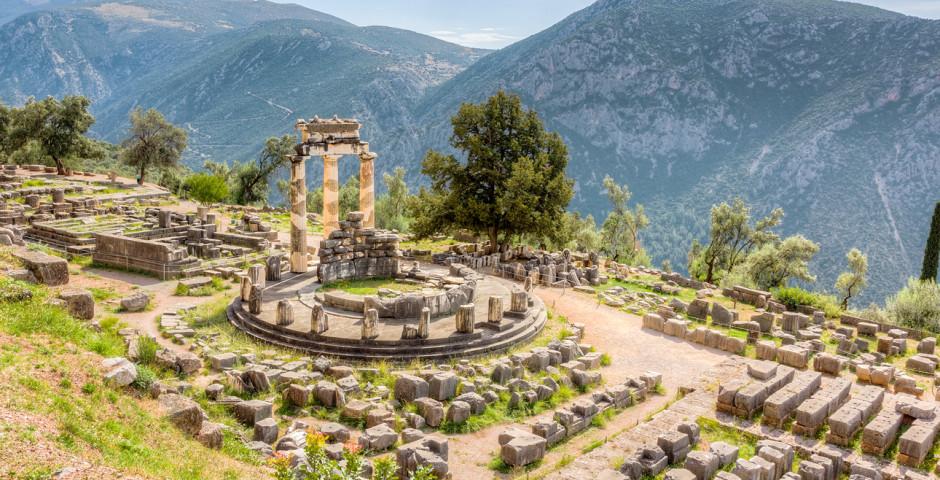 Bild 4 - Athen und Peloponnes