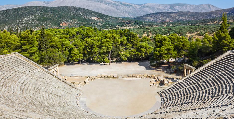 Bild 5 - Athen und Peloponnes