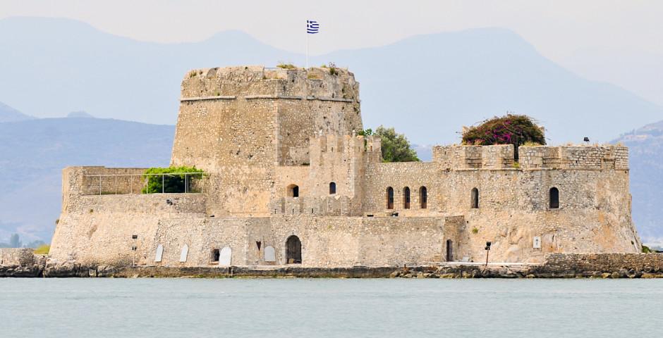 Bild 7 - Athen und Peloponnes