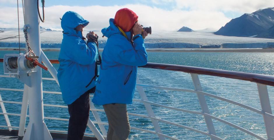 Bild 8 - Expedition Hurtigruten - Spektakuläres Nordpolarmeer