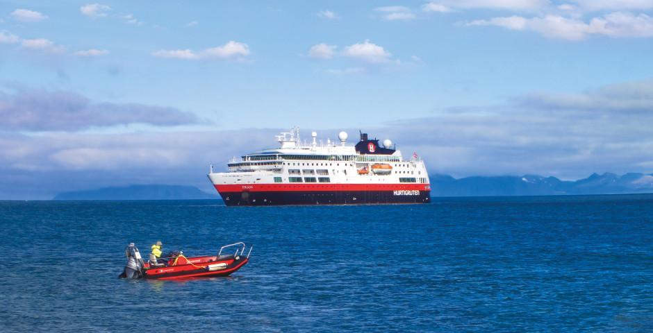 Bild 5 - Expedition Hurtigruten - Spektakuläres Nordpolarmeer