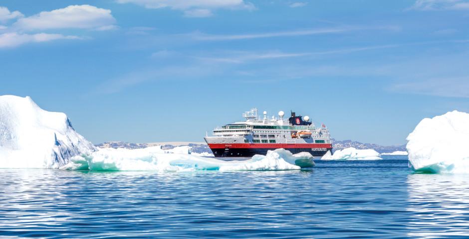 Bild 3 - Expedition Hurtigruten - Spektakuläres Nordpolarmeer