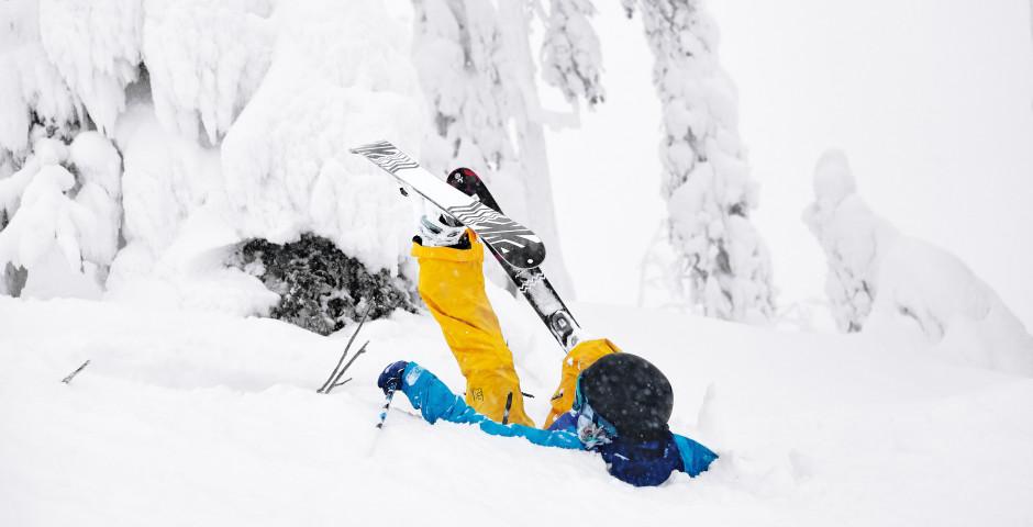 Bild 3 - Skiwoche am Polarkreis