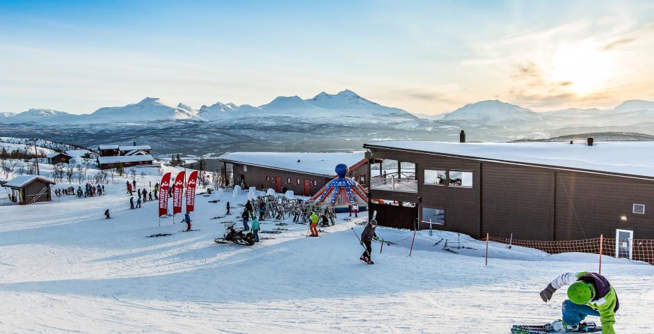 Bild 1 - Winterwoche Målselv Mountain Village