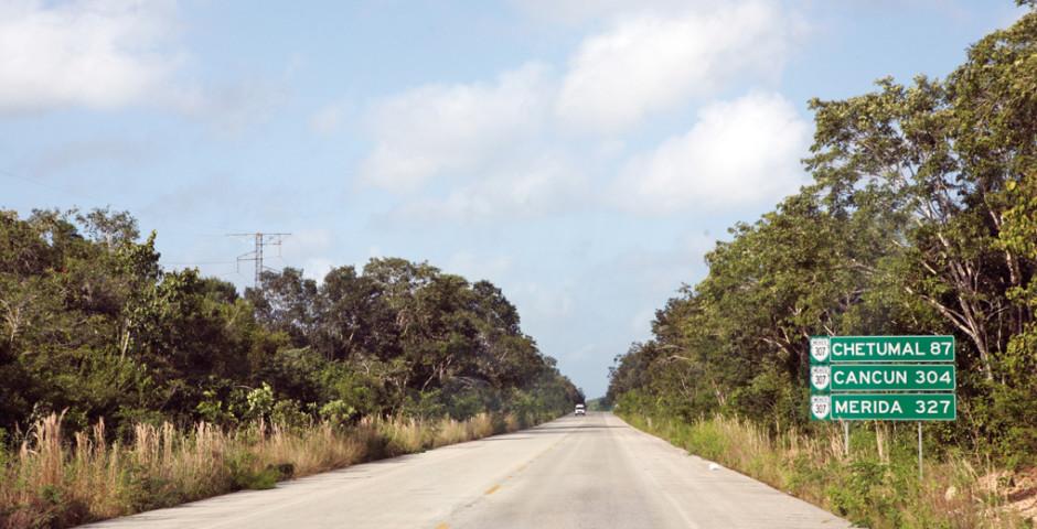 Bild 5 - Yucatan in Kürze