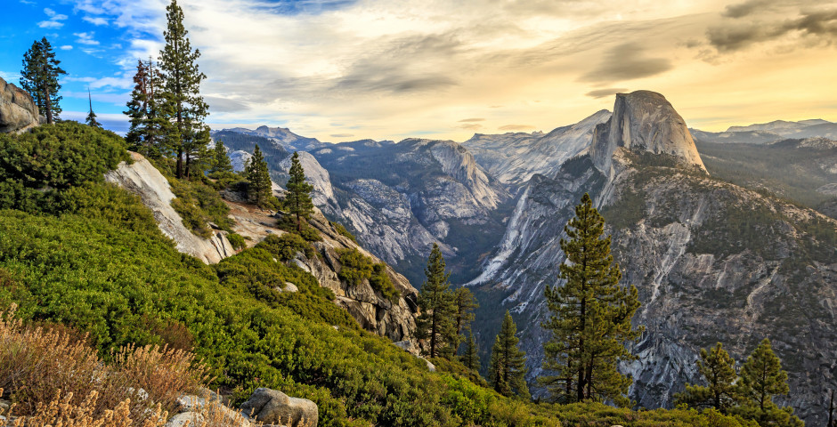 Bild 1 - West Coast & National Parks