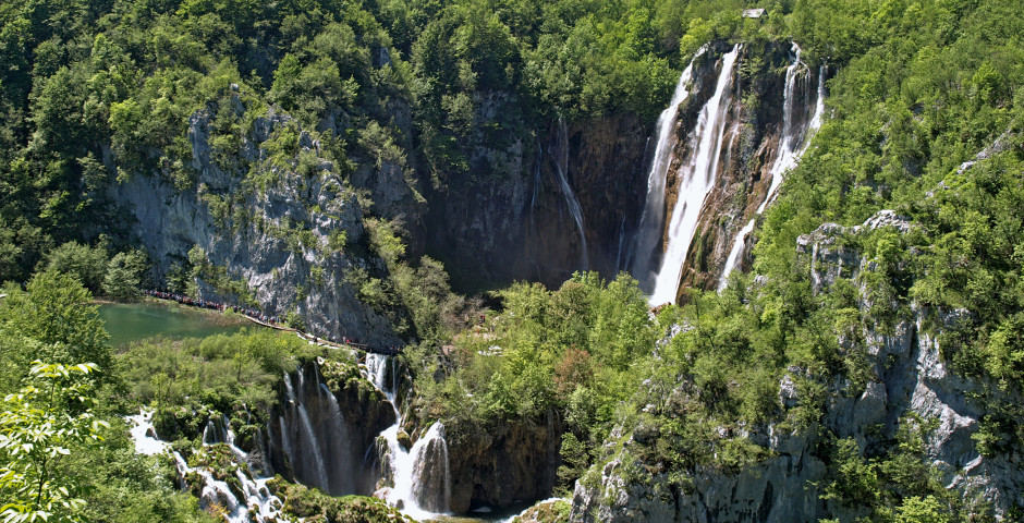 Bild 1 - Höhepunkte Dalmatiens