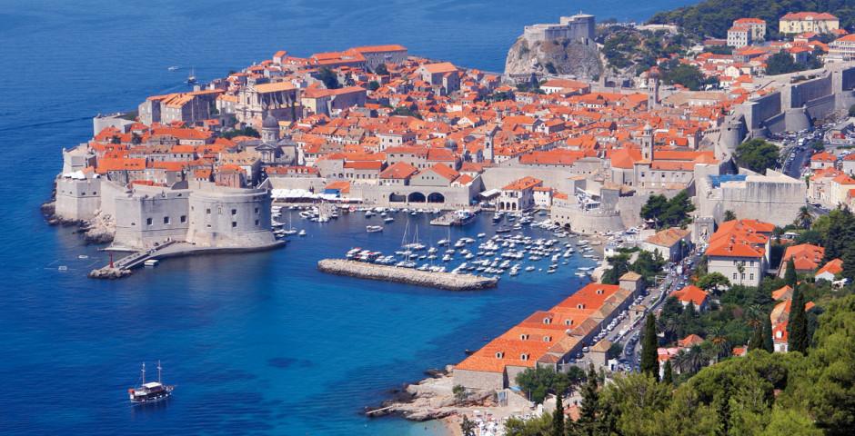 Dubrovnik - Kroatien Ferien - Kroatien