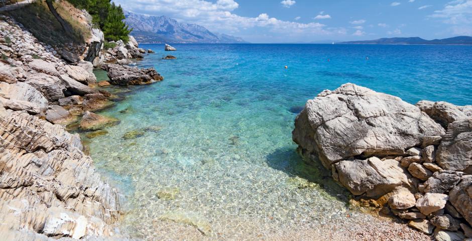 Marusici Beach, Dalmatien, Kroatien - Kroatien