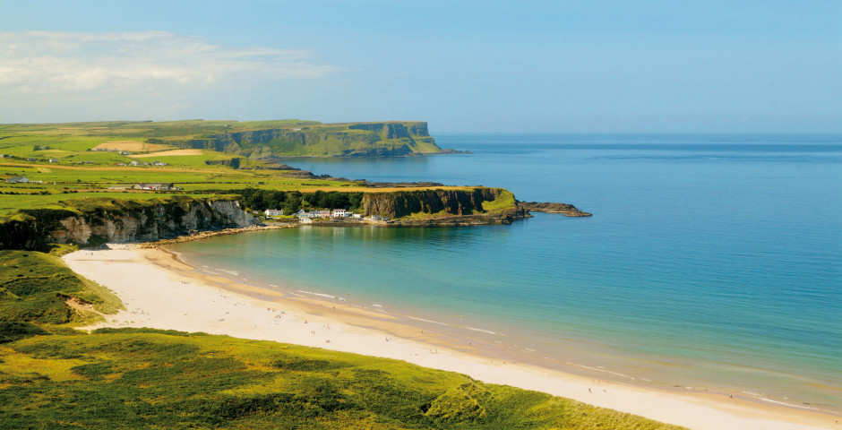 White Park Bay - Irland